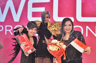 Wella International Trendvision Awards 2014 in Monaco