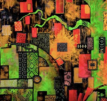 """""""Univers 2 traits"""", La Galerie vous propose une exposition à deux mains, dans deux lieux d"""