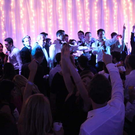 Insane wedding celabrations, we do it all the time!