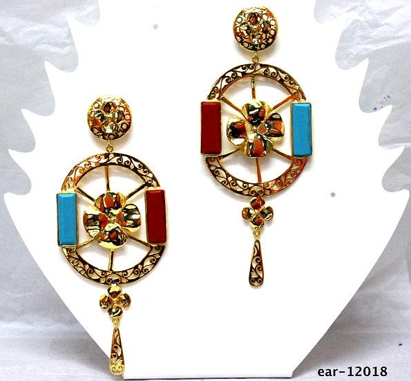 Earrings -ear- 12018