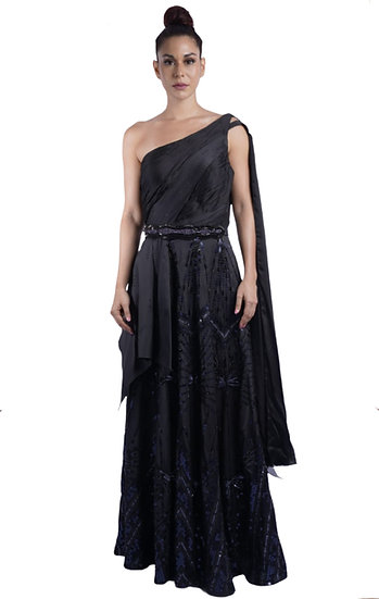 Gowns -fw-009