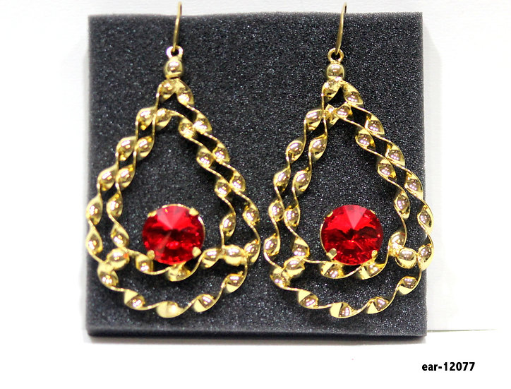 Earrings -ear- 12077