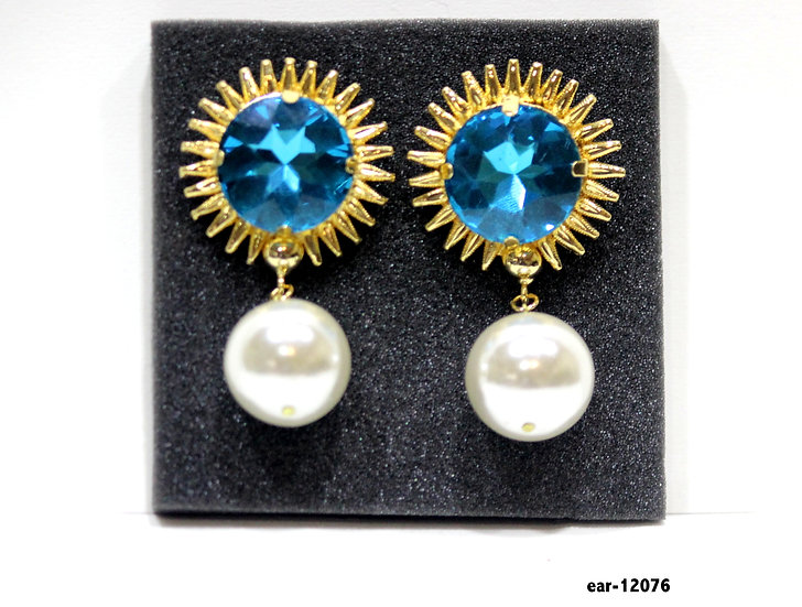 Earrings -ear- 12076