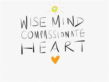 Trust your Compassionate Self