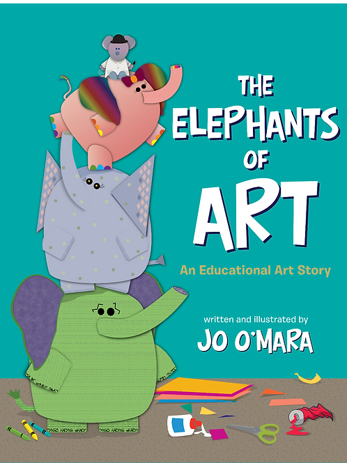 The Elephants of Art