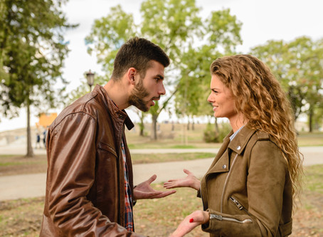 Losing Strategies for Couples in Conflict