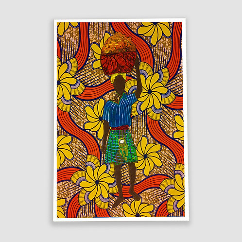 Afro-Scot- Mana