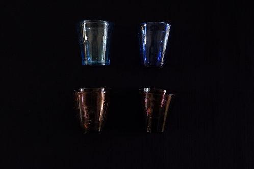 フランスの古いグラス