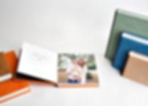 оранжевая, фисташковая, голубая и розовая книги