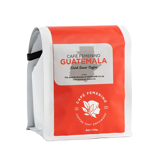 Guatemala Dark Roast (6oz)