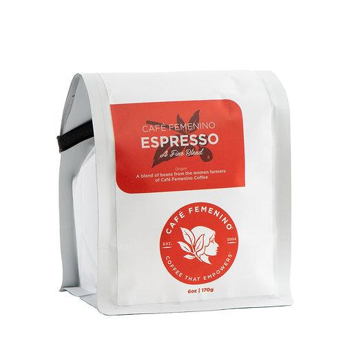 Espresso Fine Roast (6oz)