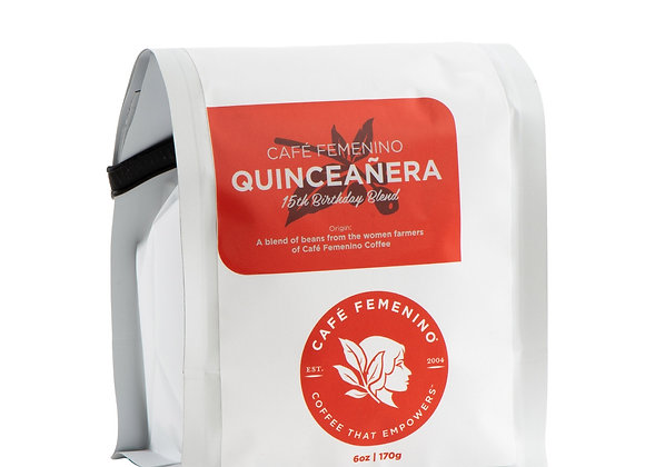Quinceañera Anniversary Roast (6oz)