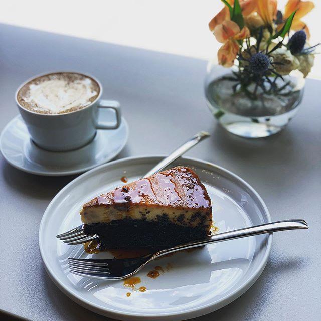 Chocoflan Cake & Espresso