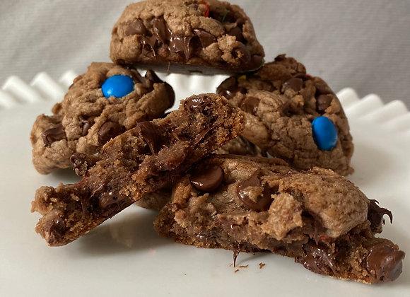 Chocolate Monster Mash