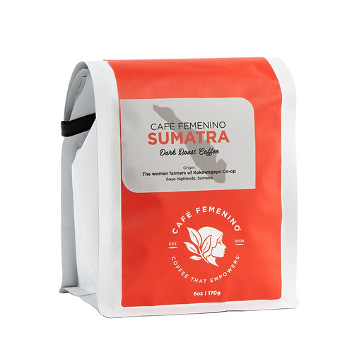 Sumatra Dark Roast (6oz)