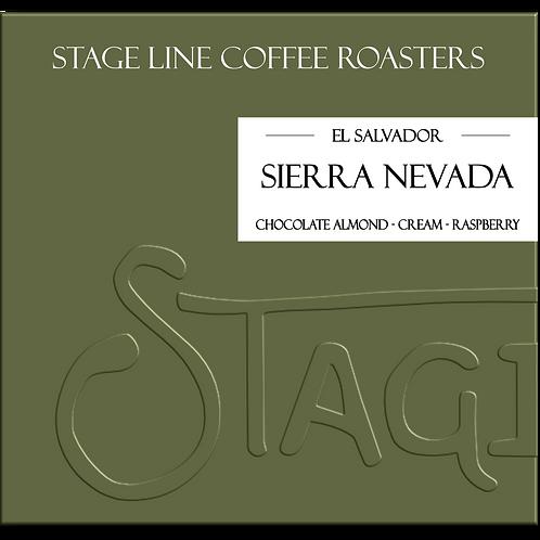 El Salvador Sierra Nevada Honey