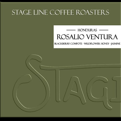 Honduras Rosalio Ventura Honey
