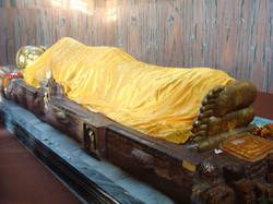 クシナガラ/涅槃仏