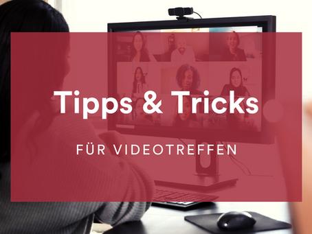 So wird euer Videotreffen garantiert ein Erfolg!