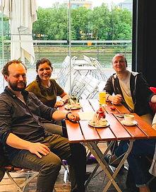 Meet5 Treffen Lokal