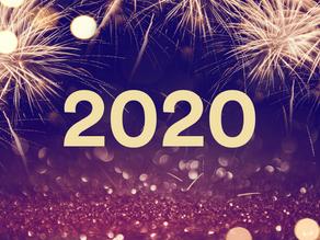 Das Jahr 2020 steht vor der Tür. Unser Tipp: Sei offen für Neues!