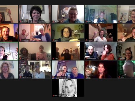 Virtuelle Weinproben mit Meet5