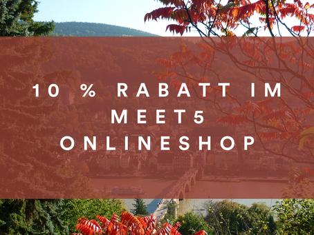 Launch im Rhein-Neckar-Kreis.10 % Rabatt im Shop!