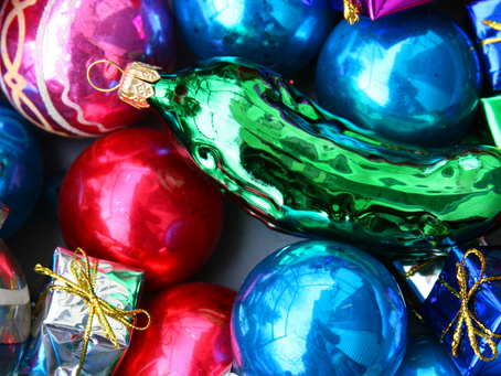 Kuriose Weihnachtsbräuche: Die Weihnachtsgurke