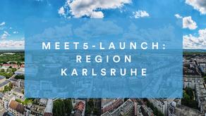 Meet5 in und um Karlsruhe: Das ist unser Konzept!