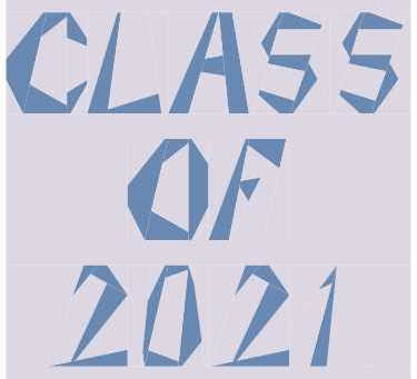 """Quilt Block Mania 2021:  """"Class of 2021"""" (Free Pattern)"""