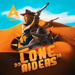 Lone Riders 2016 - Ferdig