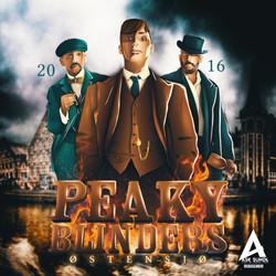 Peaky Blinders 2016 - Retouch
