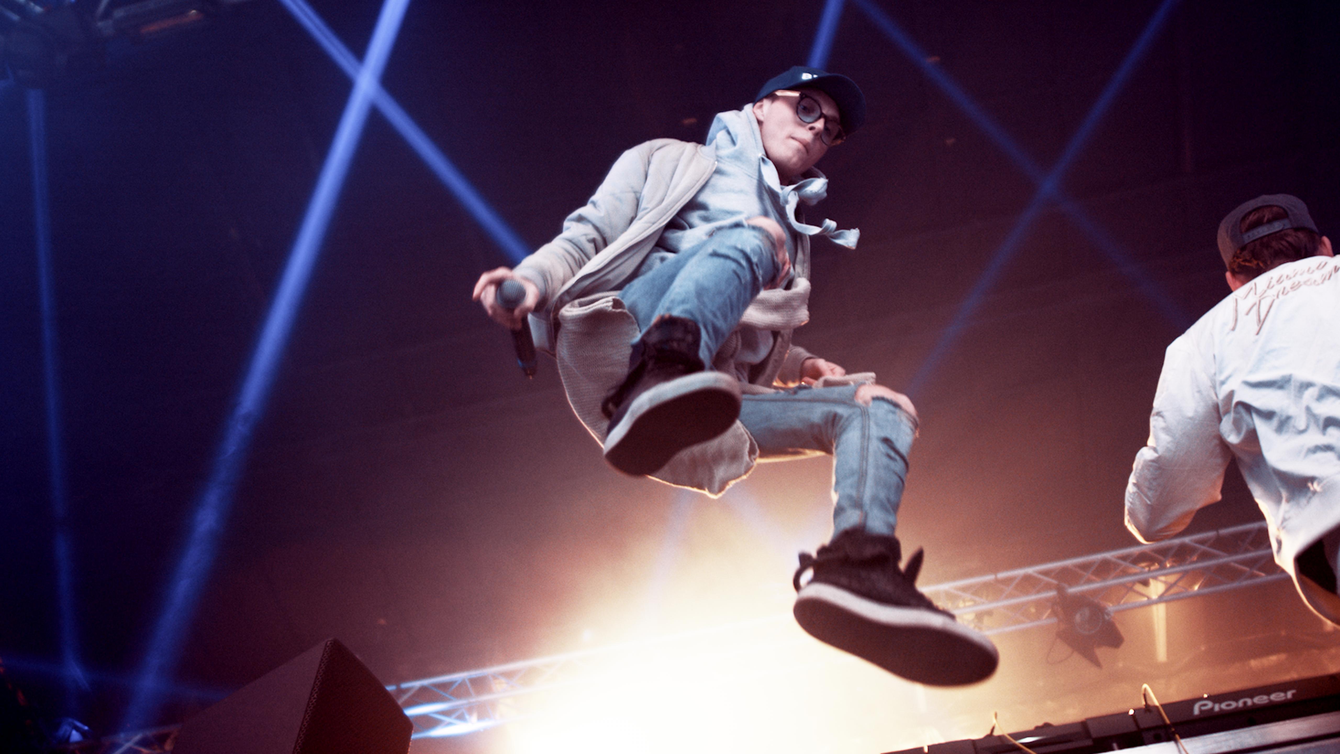 Mikkel Christiansen - Broiler Jump