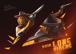 Lone Riders 2016 - Uten Tall osv 2