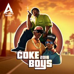 Coke Boys 2016 - Retouch