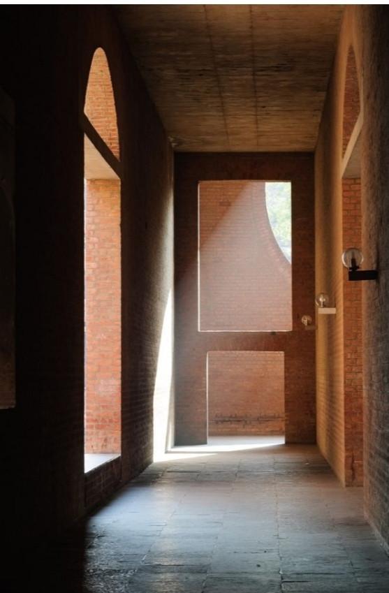 Aperture In Indian Architecture & Interiors