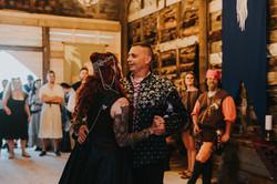 Good Knights Weddings - reception