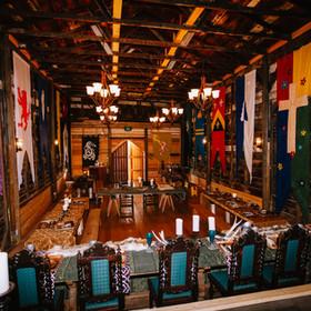 The feast hall