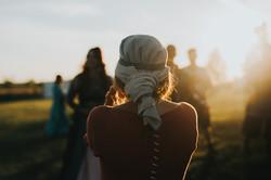 Good Knights Weddings - guests