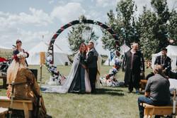 Good Knights Weddings - ceremony