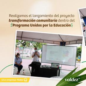 Programa Unidos por la educación