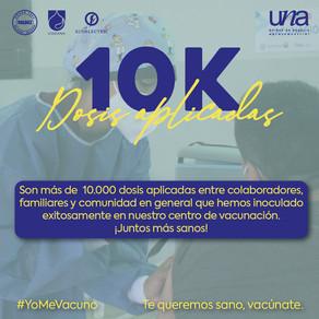 ¡Llegamos a los 10K! 🤩