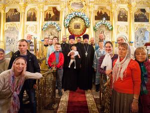 Престольный праздник в Успенском храме с. Жилино