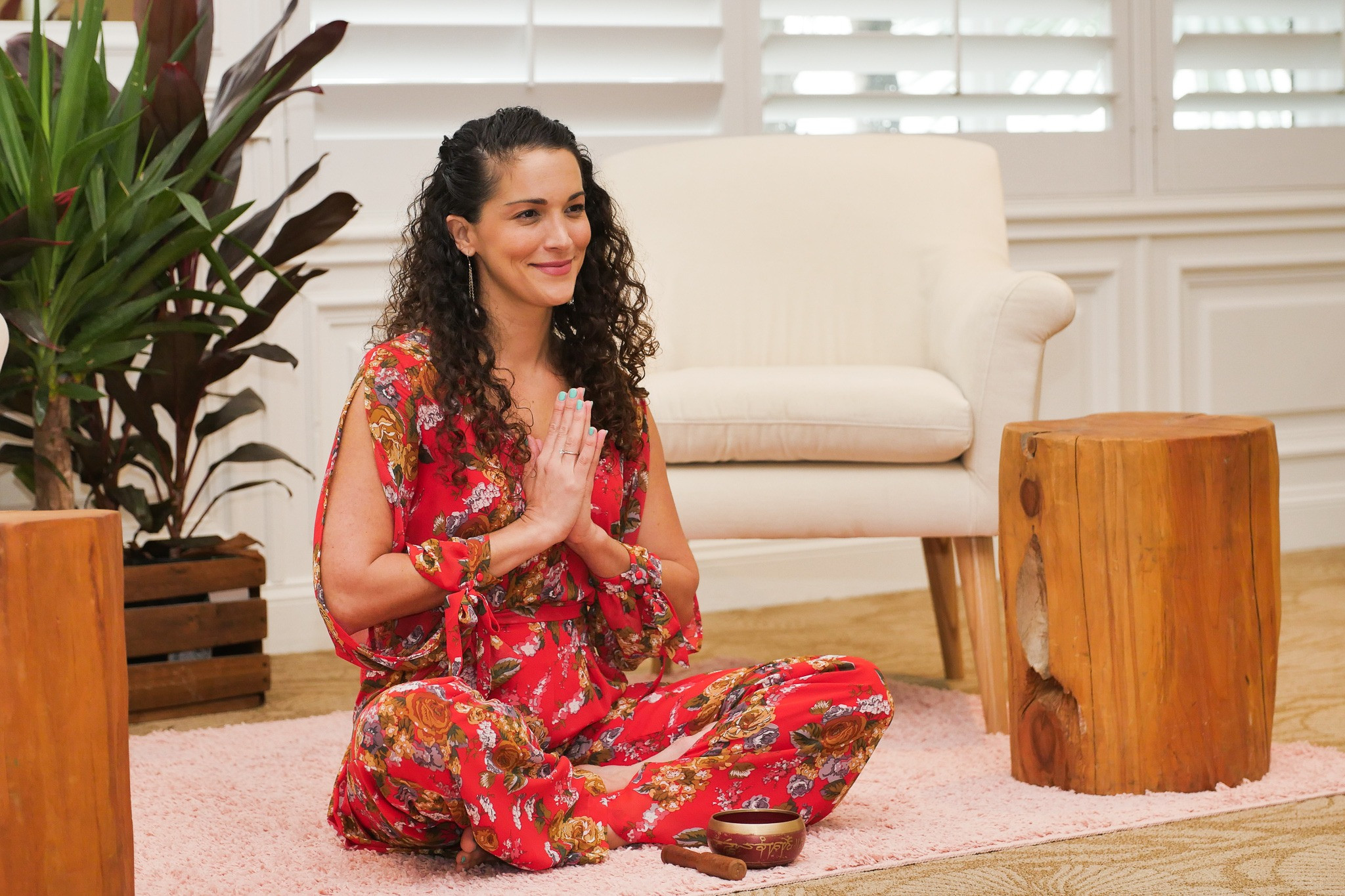 Marly Q Yoga Class - Private/Small Group
