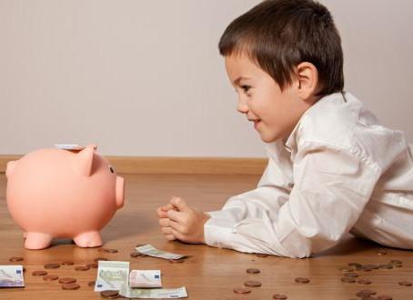 ¿Sabe administrar bien su dinero? Parte 1: Enséñele a sus hijos a administrar el dinero.