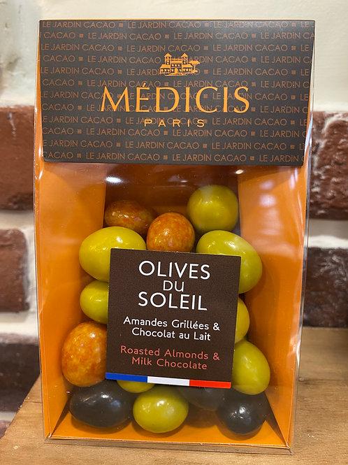 Olives du Soleil (confiseries Médicis)