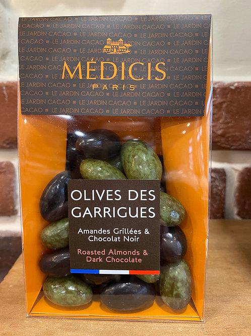 Olives des Garrigues (confiseries Médicis)
