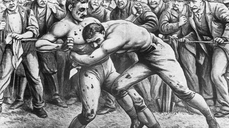 A History Of Bare-knuckles Boxing