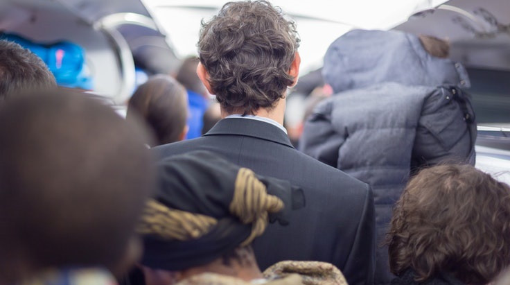 7 Hacks For Tall Air Travelers