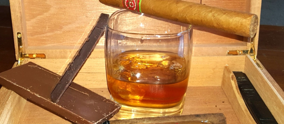 Bourbon, Cigars and Chocolate
